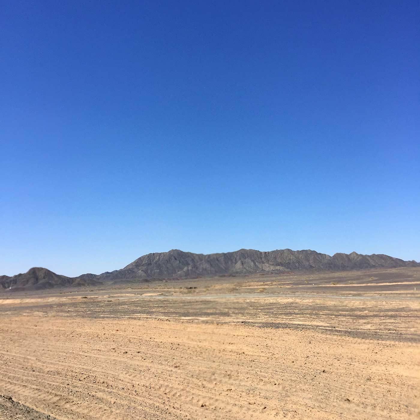 雅丹地质公园